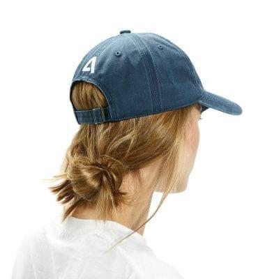 Keps, Jeansblå