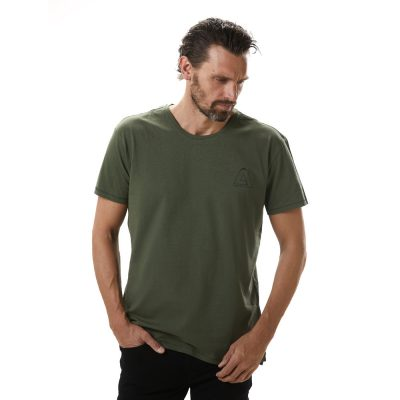 T-shirt, grön